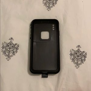 iphone x's max lifeproof case